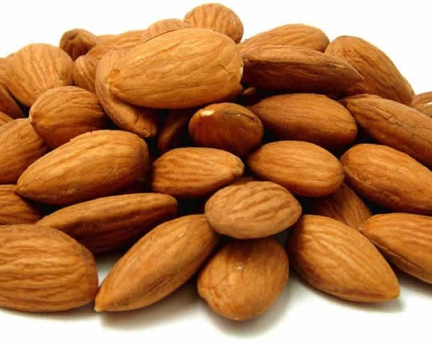 Health Benefits of Raw Almonds - 61.3KB