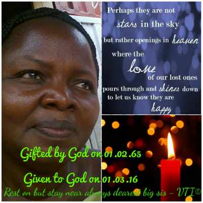 Mrs. Sola Ige nee Alade. February 1st, 1965 - March 1st, 2016
